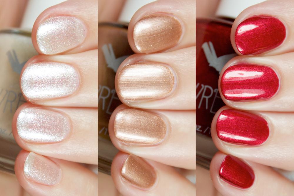 Wondrously Polished: Wrenn Polish - Nail Polish by Wrenn Jewelry ...