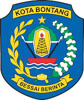 Logo Kota Bontang PNG