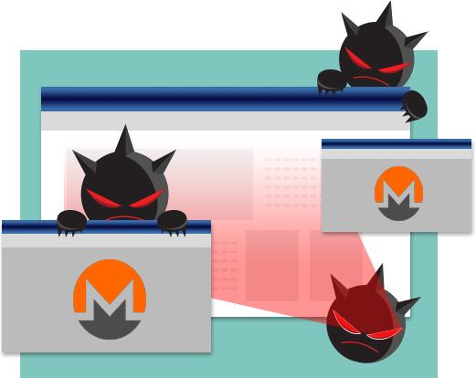 Monero mining malware targets free software