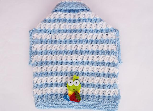 3 - Crochet Imagen Chaleco a crochet y ganchillo por Majovel Crochet