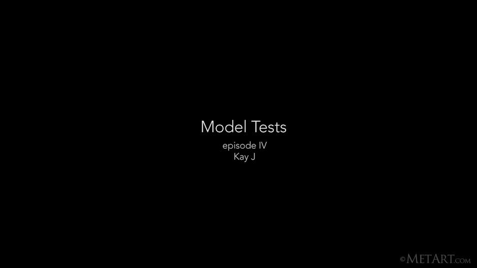 [Met-Art] Kay J - Model Test: Episode 4