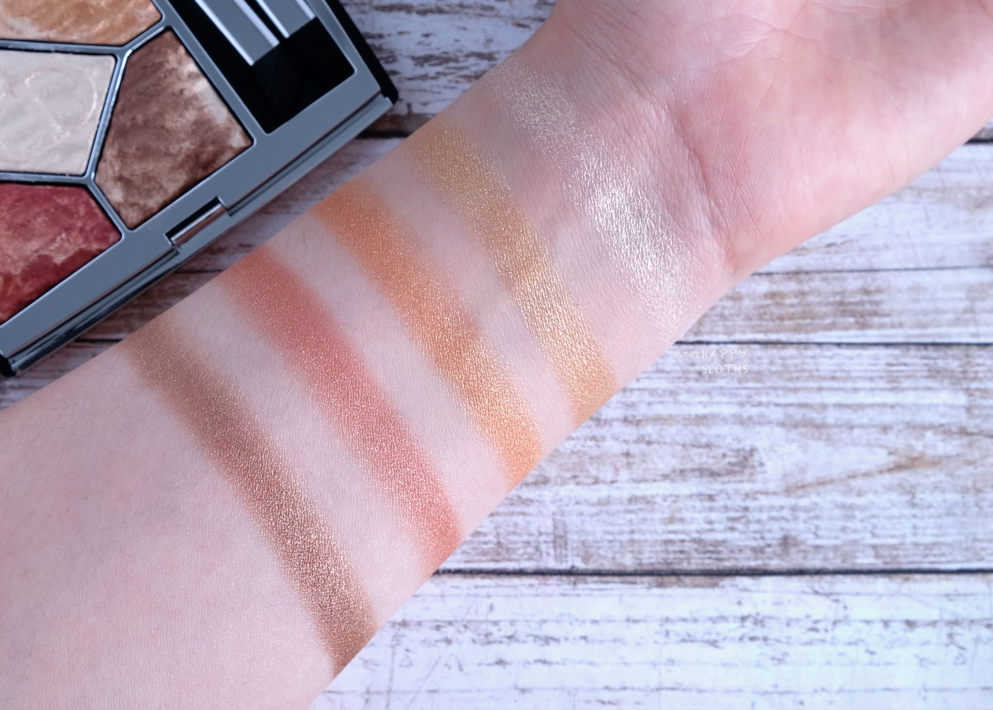 "Dior | Summer Dune 5 Couleurs Couture Eyeshadow Palette in ""759 Dune"": Review and Swatches"