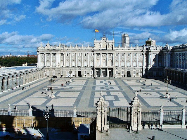 Passeio pelo Escorial em Madri