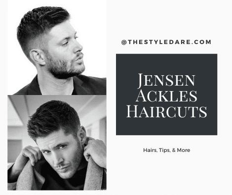 Dean Winchester Haircuts
