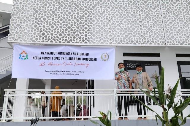 Agam : DPRD Jabar Akan Dukung Pemekaran  Wilayah  Sesuai  Dengan Perundang-Undangan