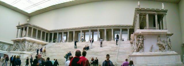 Altar de Pérgamo Museos en Berlín