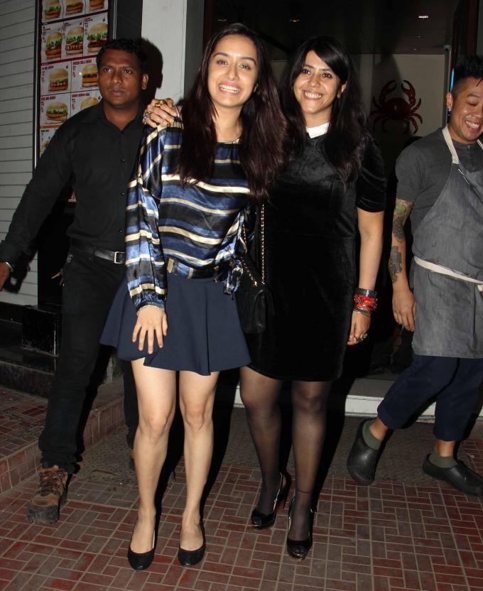 Shraddha Kapoor Tight Thighs