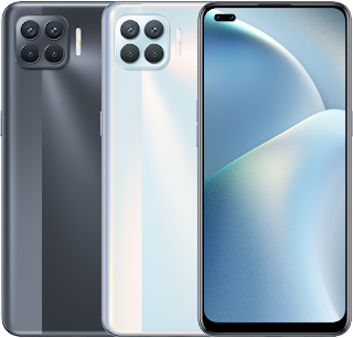 OPPO A93 5G smartphone की स्पेसिफिकेशन और फीचर