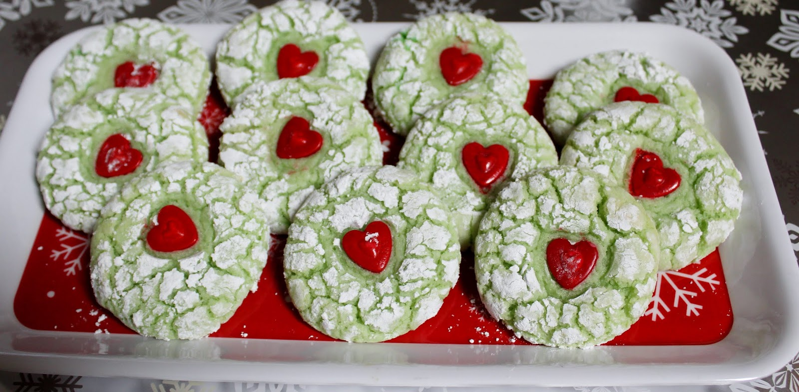 Best Of Long Island And Central Florida Grinch Cookies