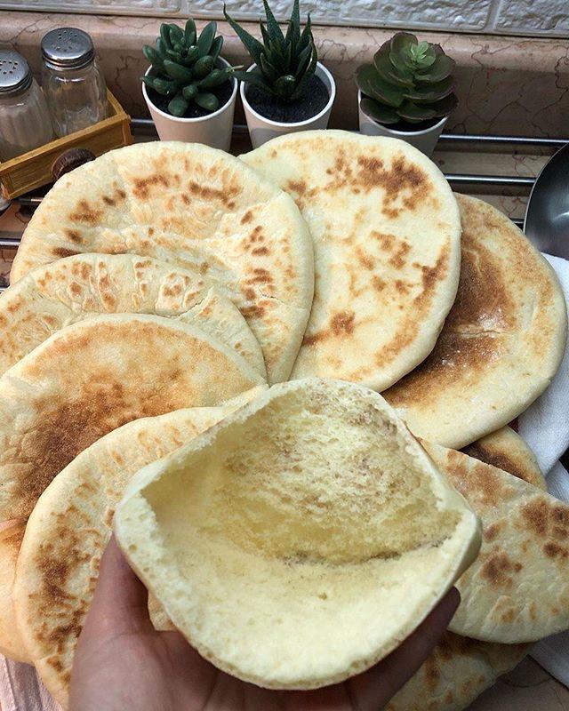 مقادير تحضير خبز_البطبوط المغربي