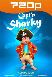 Capitán Sharky (2018) HD 720p Latino