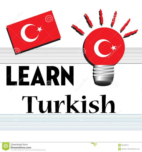 كلمات باللهجه العاميه باللغة التركية