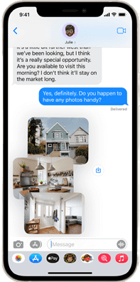 Apple iOS 15 iMessage Features