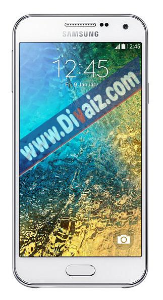 Samsung Galaxy E5 - www.divaizz.com