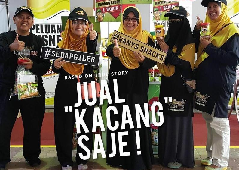 Titan Summit Richworks 2021 Dedahkan Anak Murid Dr Azizan Osman, Jual Kacang Boleh Jadi Jutawan