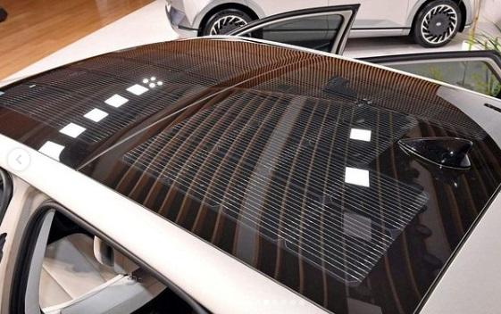 Fitur Sun Roof Hyundai Ioniq 5