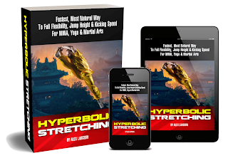 Hyperbolic Stretching Review: The Hyperbolic Stretching Exercises Alex Larsson
