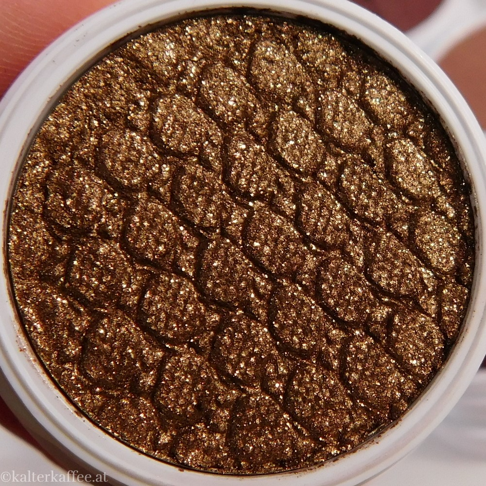 Colourpop Super Shock Eyeshadow Blaze