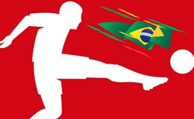 Jogadores brasileiros que disputarão a Bundesliga 2019/20