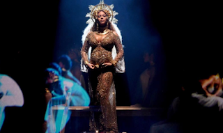 Beyonce Performing While Pregnant