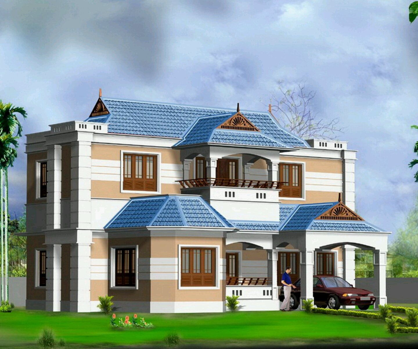 New home designs latest. Modern homes designs pictures.