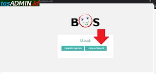 Link alternatif login bos online