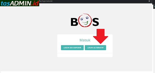Link alternatif login bos online
