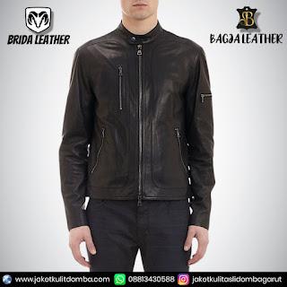 jaket kulit asli murah