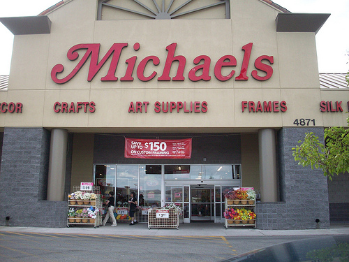 Michaels Craft Stores Bellingham Washington