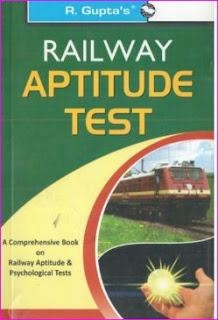 Download Railway Aptitude test book pdf