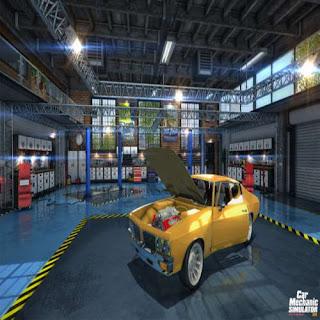 Download Car Mechanic Simulator 15 Game