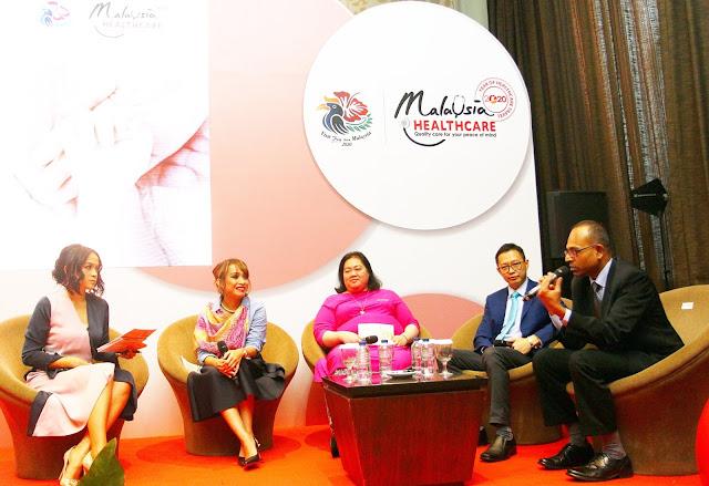 Program bayi tabung gratis dari Malaysia Healthcare
