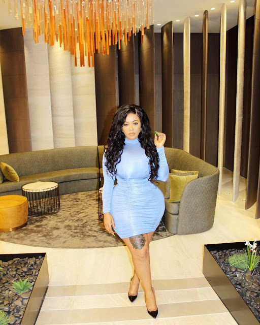 Check Out Kenyan Lady, Vera Sidika Who Spent ₦7.1Million On Plastic Surgeries