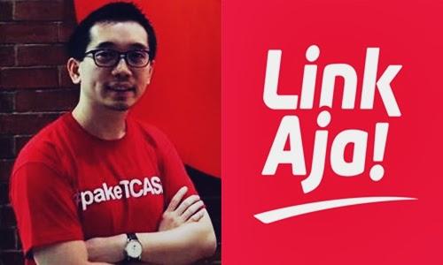 Biodata Danu Wicaksana Si CEO LinkAja atau PT Fintek Karya Nusantara