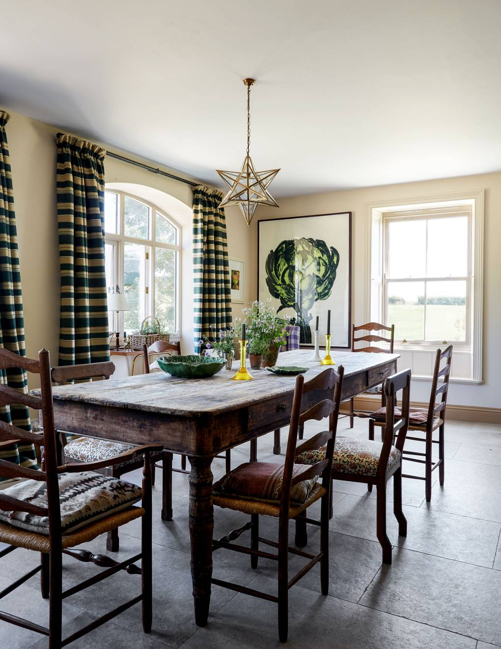 Interior Design | At Home With: Rita Konig, County Durham