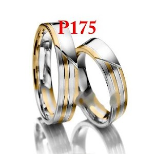 cincin tunangan desain simple