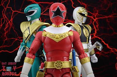 Power Rangers Lightning Collection Zeo Red Ranger 51