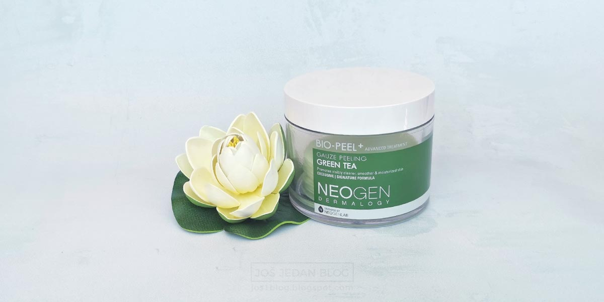 Neogen Bio Peel Gauze Peeling Green Tea - jastučići za piling lica sa zelenim čajem Recenzija