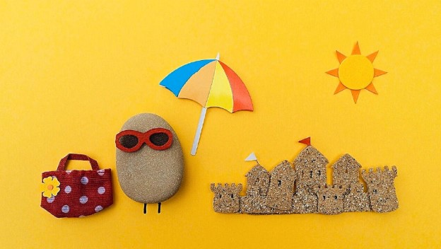 Summer Crafts Idea For Kids