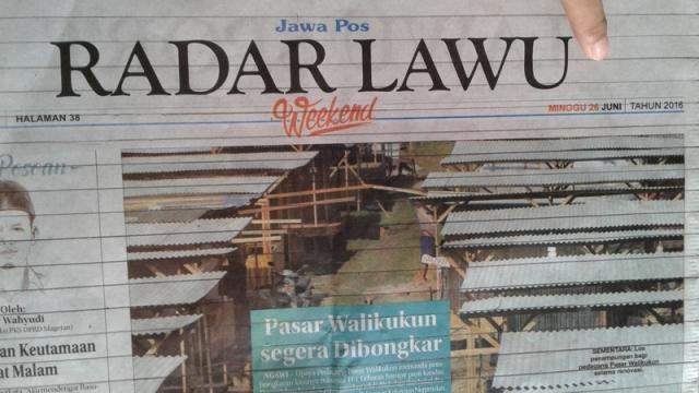 kertas koran digaris garis