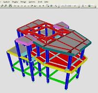 Jasa Hitung Struktur Konstruksi Rumah Minimalis,Classic, Medeterania  Secara Online - Engineer Struktur Proffesional