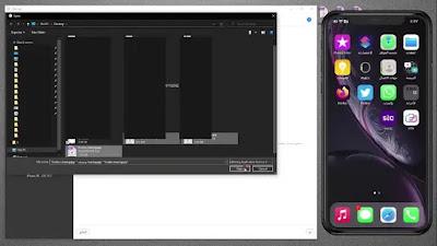 طريقة iPhone ثم استعادة بيانات التطبيقات