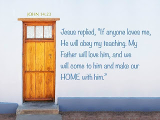 CMR: 11 May 2020 - Being A Home For God Through Love