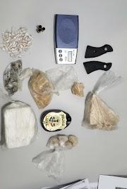 Polícia Civil prende em Pedreiras indivíduo por tentativa de homicídio e com ele encontra drogas e munições durante a prisão.