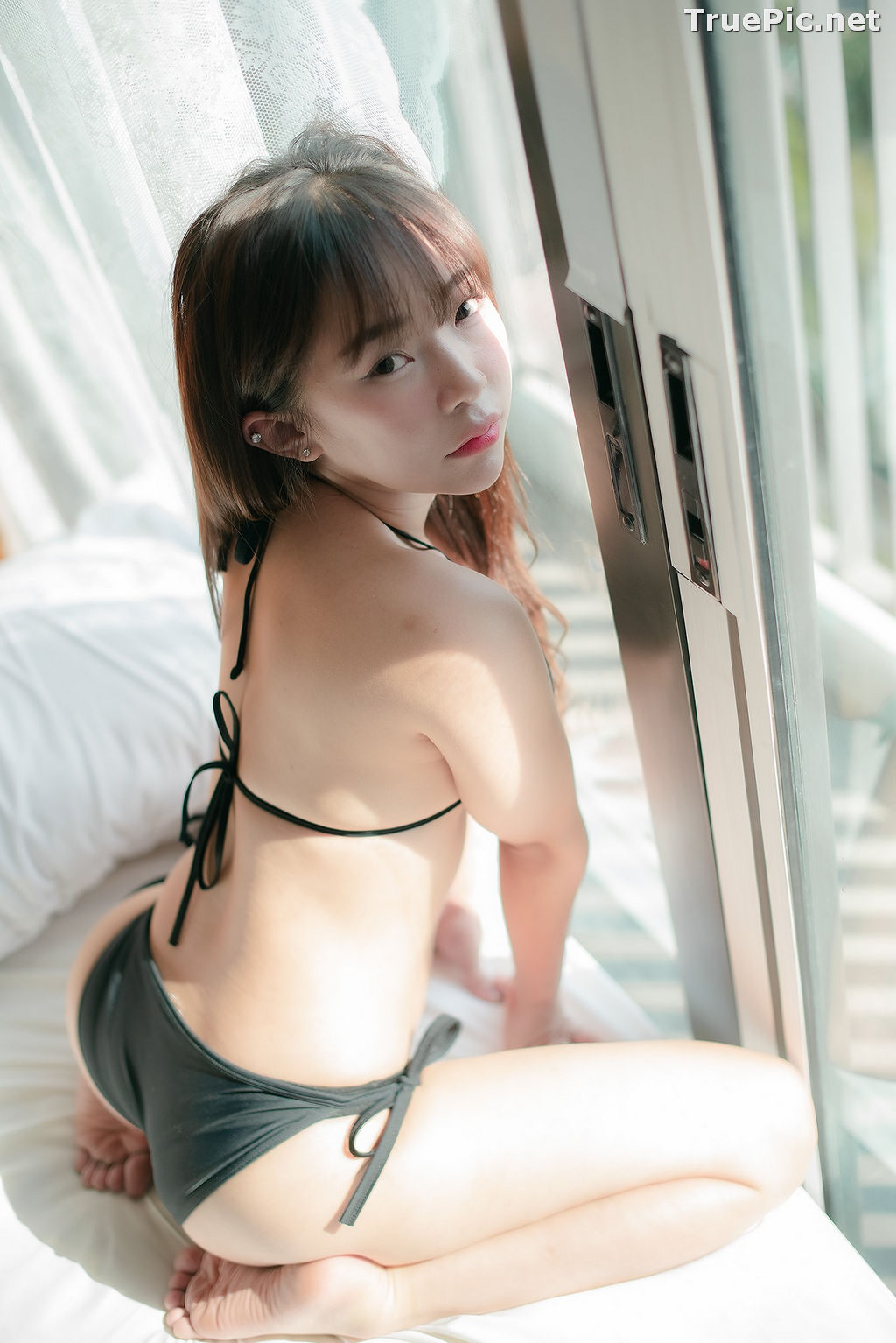 Image Thailand Cute Model - สุนันทา เดวา - Stay Home For Me - TruePic.net - Picture-3