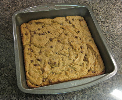 Veega Blondies Recipe