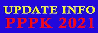 Update Info CPNS 2021
