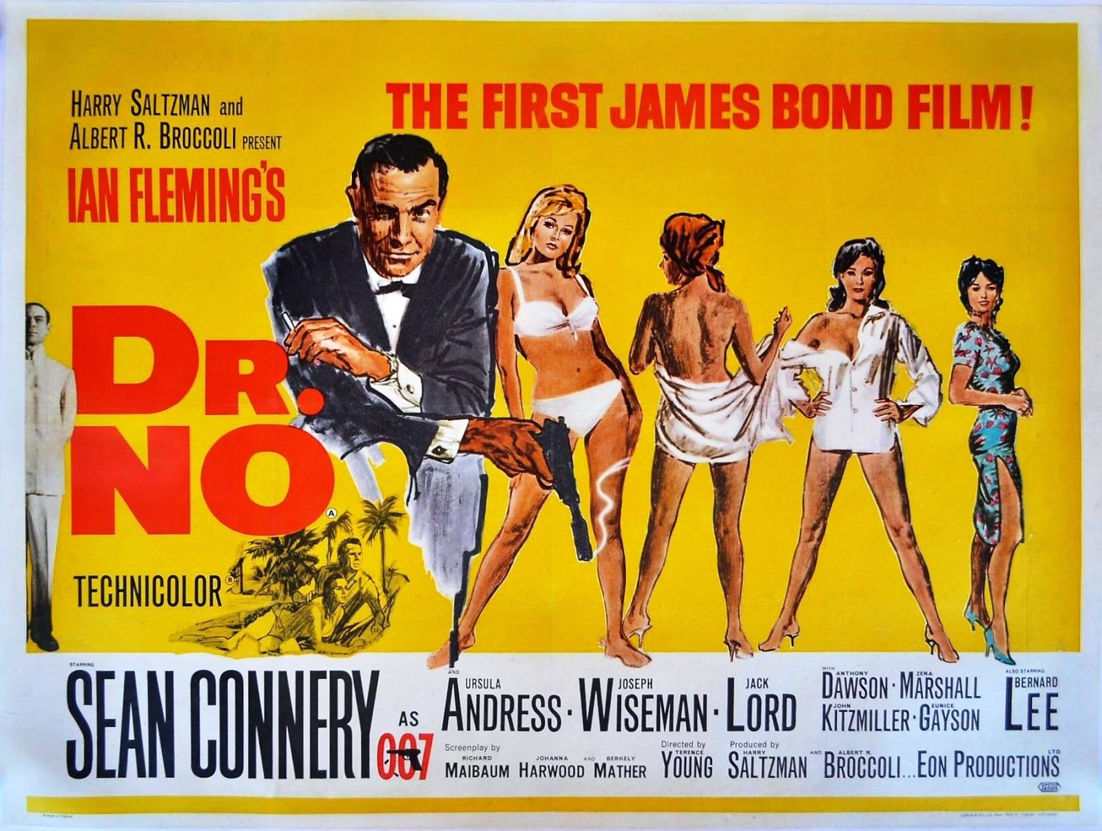 James Bond Start