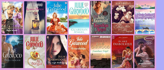 reseña de la novela romántica histórica Dulce rescate, de Julie Garwood