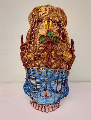 JAGA RAGA BARA JIWA metal sculpture